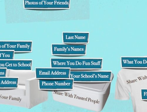 Online Safety: Sharing Personal Information