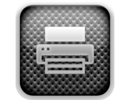 AirPrint for iPad