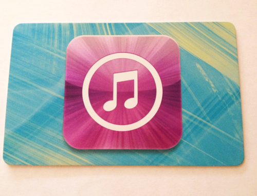 Redeeming iTunes vouchers for iOS devices